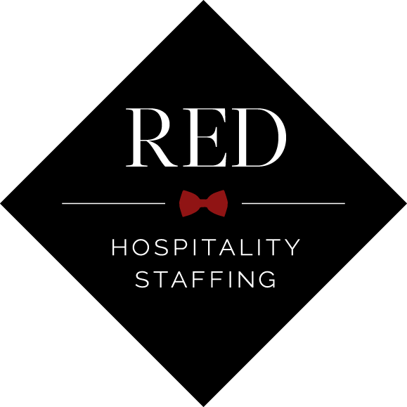 Red Hospitality Staffing Logo